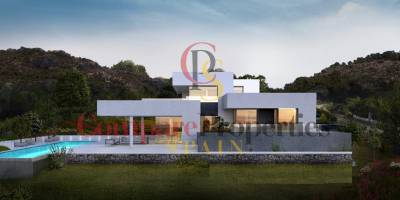 Villa - New Build - Jávea - VILLES AL VENT
