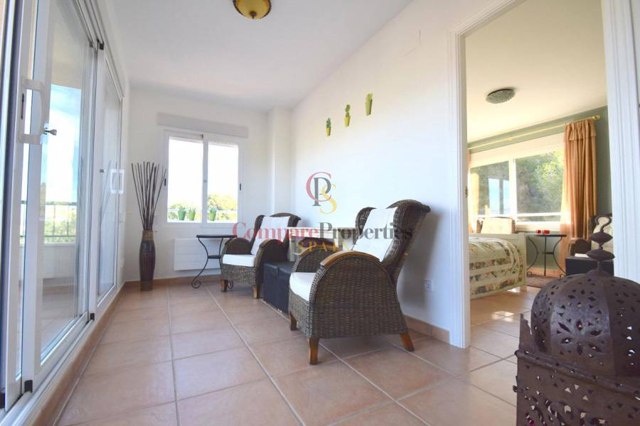 Kurzzeitvermietung - Semi-Detached Villa - Albir