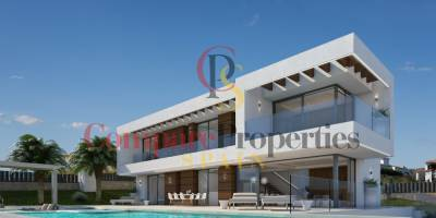 Villa - New Build - Jávea - Pinosol