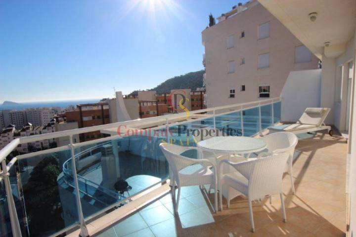 Venta - Apartment - Finestrat