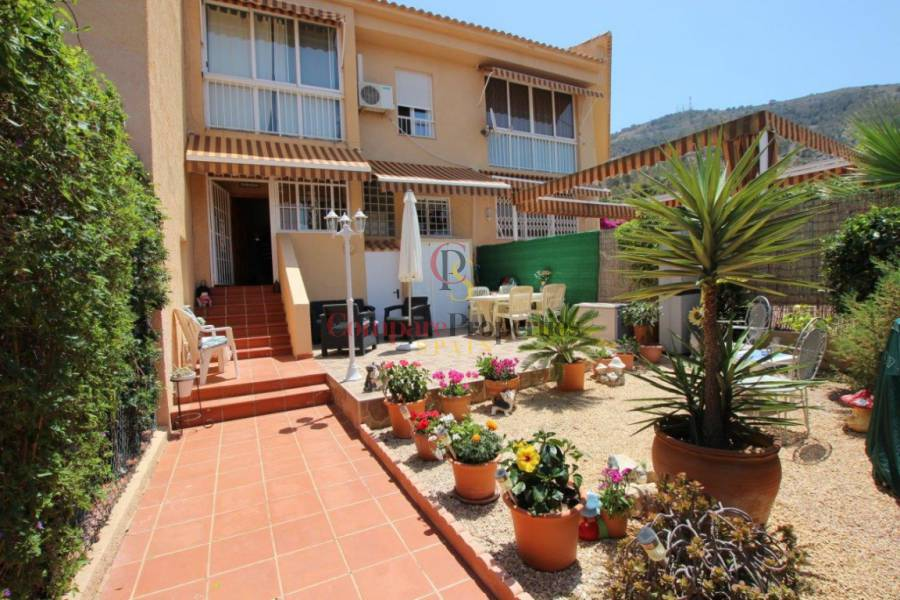 Sale - Bungalow - Albir