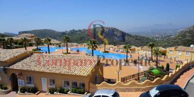 New Build Properties - Kurzzeitvermietung - Moraira - Moraira