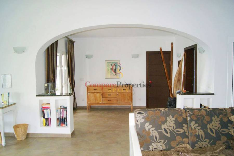 Sale - Bungalow - Calpe - Tosal