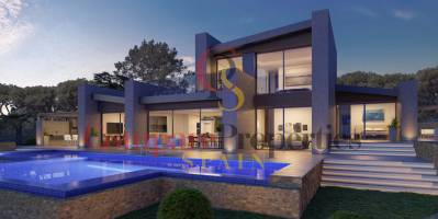 Villa - New Build - Jávea - Balcón al mar