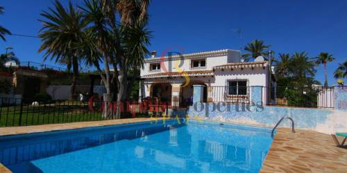 Villa - Long time Rental - Jávea - Pueblo