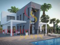 New Build - Villa - Jávea - Covatelles
