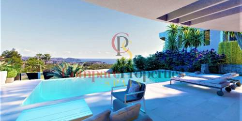 New Build Properties - Sale - Moraira - Benimeit