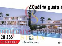 New Build - Villa - Dénia - ALICANTE