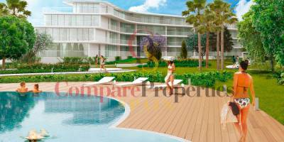 Apartment - New Build - Dénia - Las Marinas