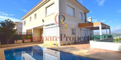 Semi-Detached Villa - Kurzzeitvermietung - Albir - Albir