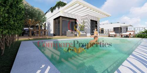 New Build Properties - Sale - Polop -