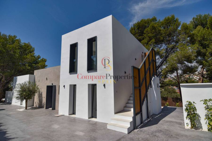 New Build - Villa - Calpe - Carrio Alto