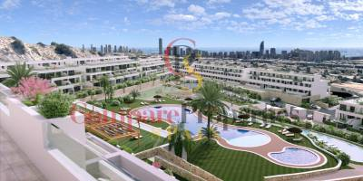 Apartment - Sale - Finestrat - Finestrat