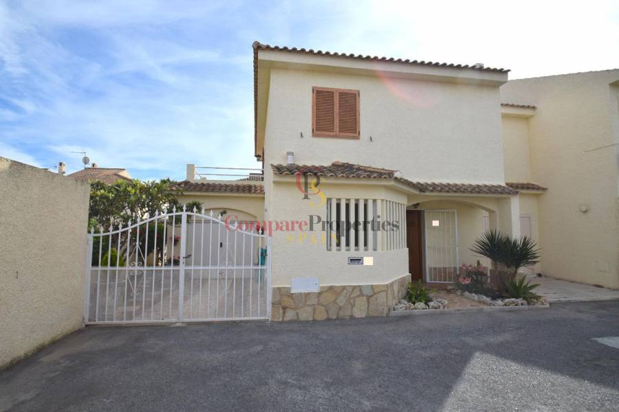Sale - Semi-Detached Villa - Alfaz Del Pi - L'ALFAS DEL PI