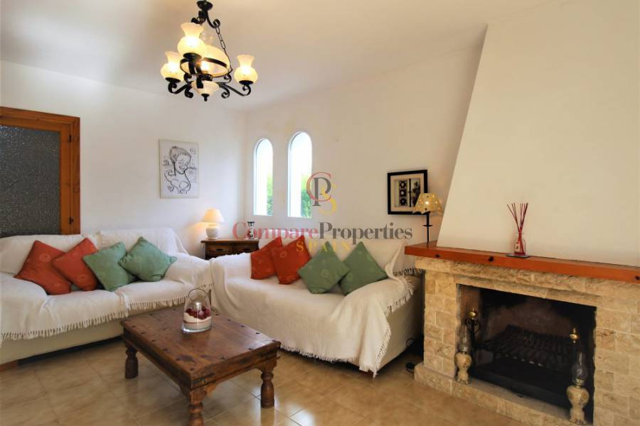 Sale - Bungalow - Calpe - Costa Blanca