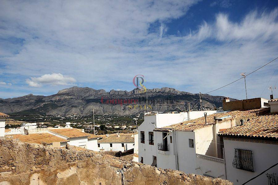 Sale - Townhouses - Altea - Town