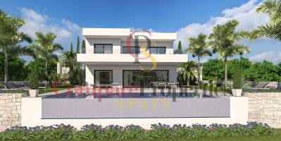 Villa - New Build - Dénia - Dénia