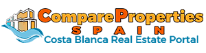 CompareProperties Spain Costa Blanca Real Estate Portal